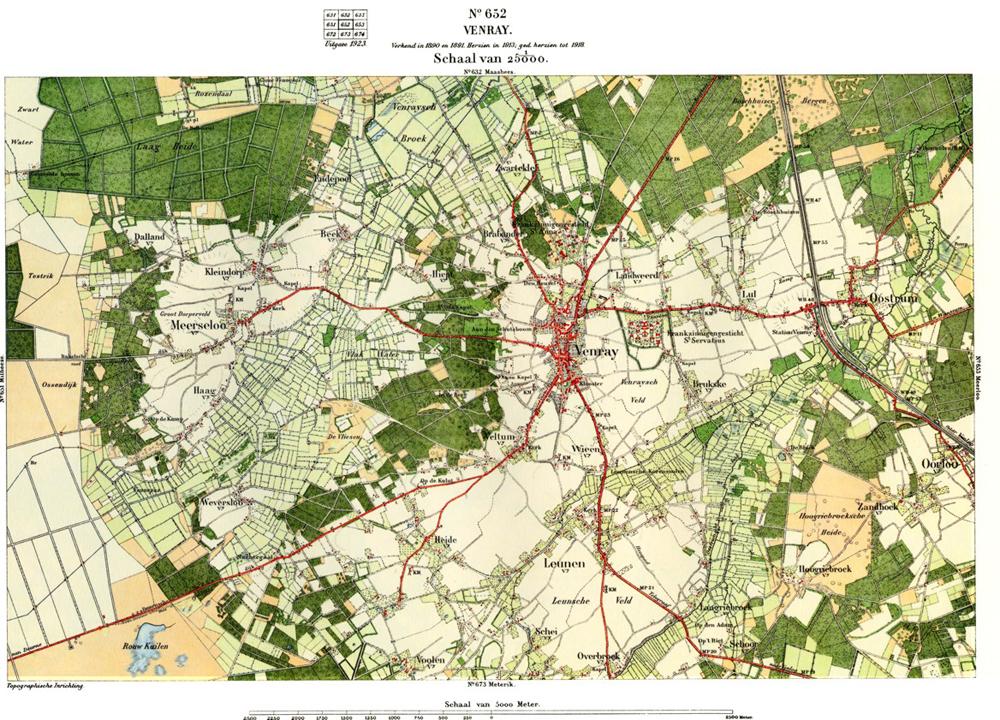 Historische Atlas Van Limburg