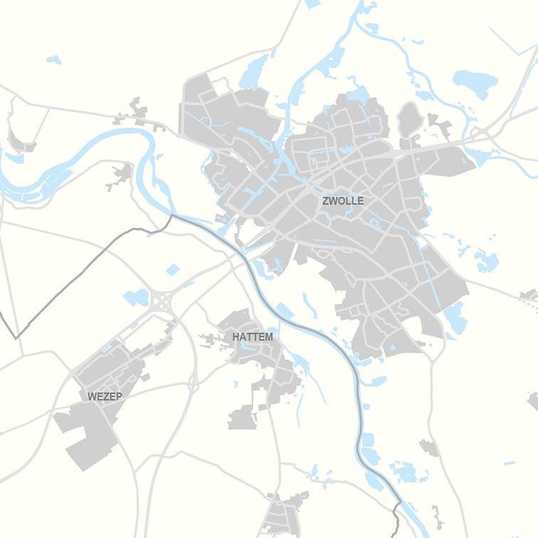 Behang Oost Nederland