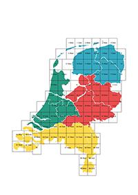 Bladwijzer topografische atlas