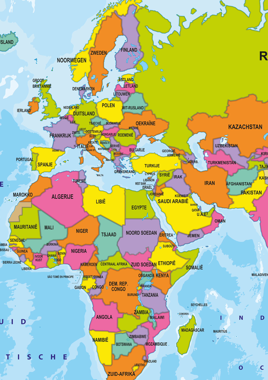 Digitale eenvoudige wereldkaart 158 kaarten en atlassen download sample thecheapjerseys Images