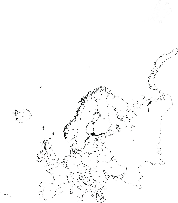 digitale kaart europa gratis kaarten en atlassen nl