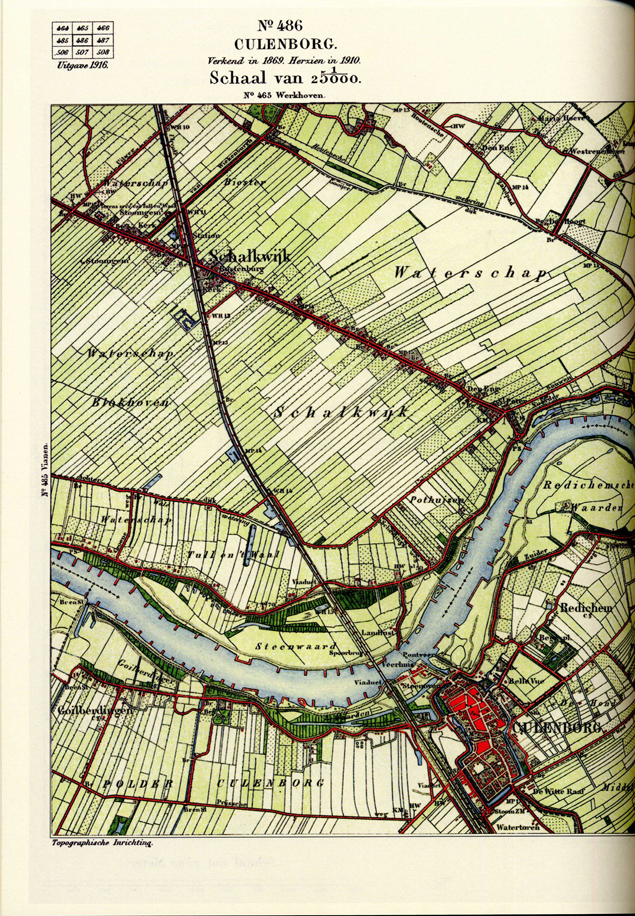 Historische Atlas Van