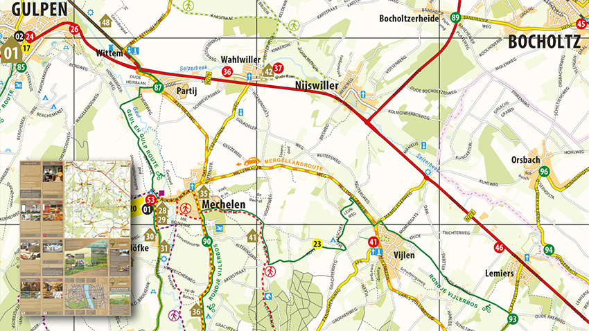Kaart op Maat Nederland