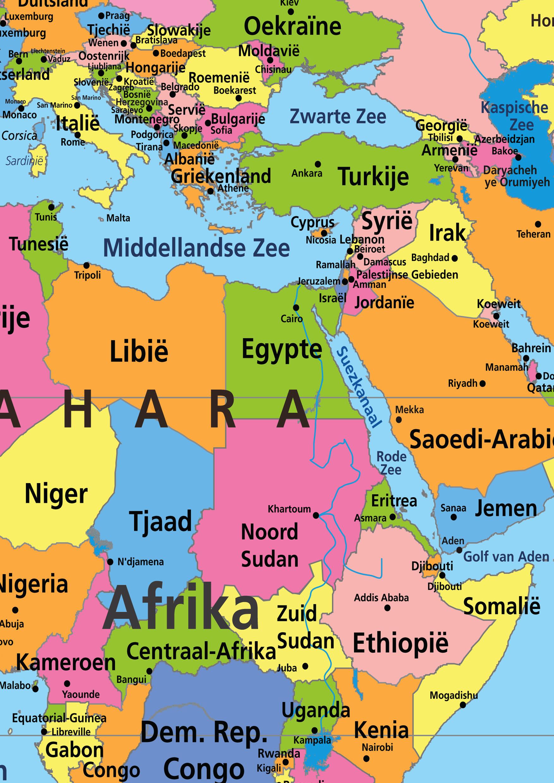 Wereld schoolkaart 317 kaarten en - Vloerlamp van de wereld ...