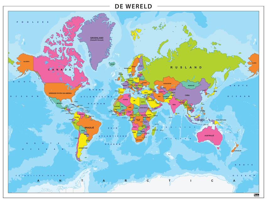 Wereld kaart online world map - Tijdschriftenrek huis van de wereld ...