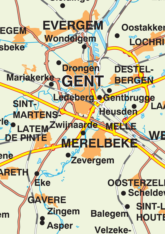 Oost Vlaanderen Oost-vlaanderen 348