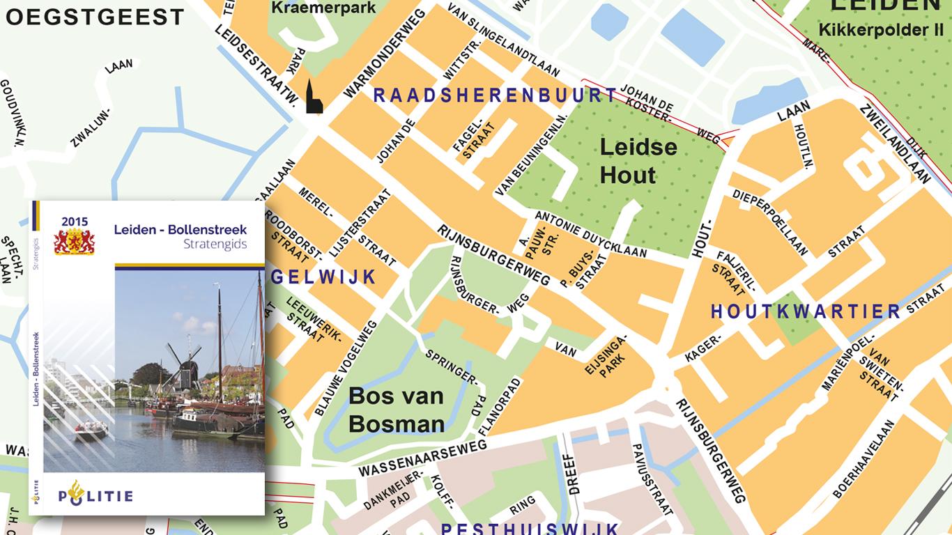 stratengids politie Haaglanden