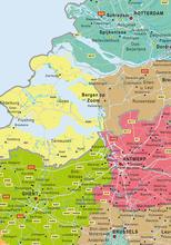 Benelux-detail
