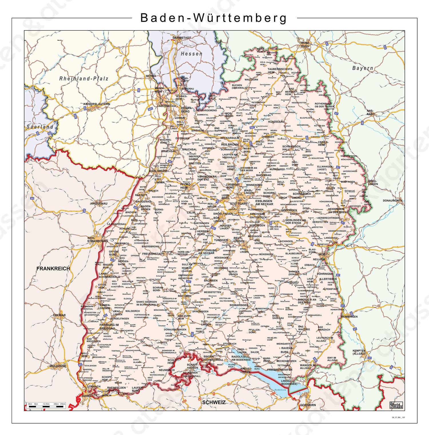 Baden-Württemberg 107