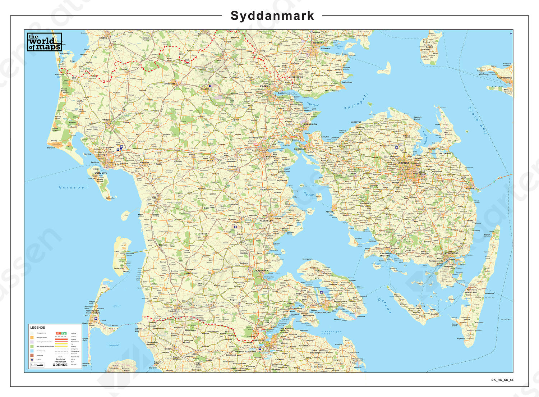 Syddanmark 66