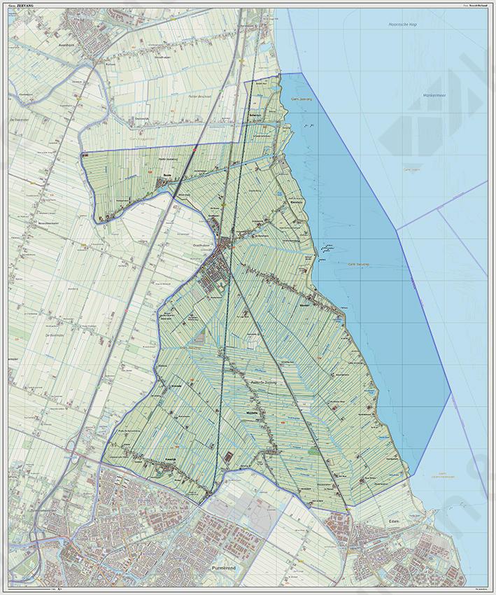 Gemeente Zeevang 1239