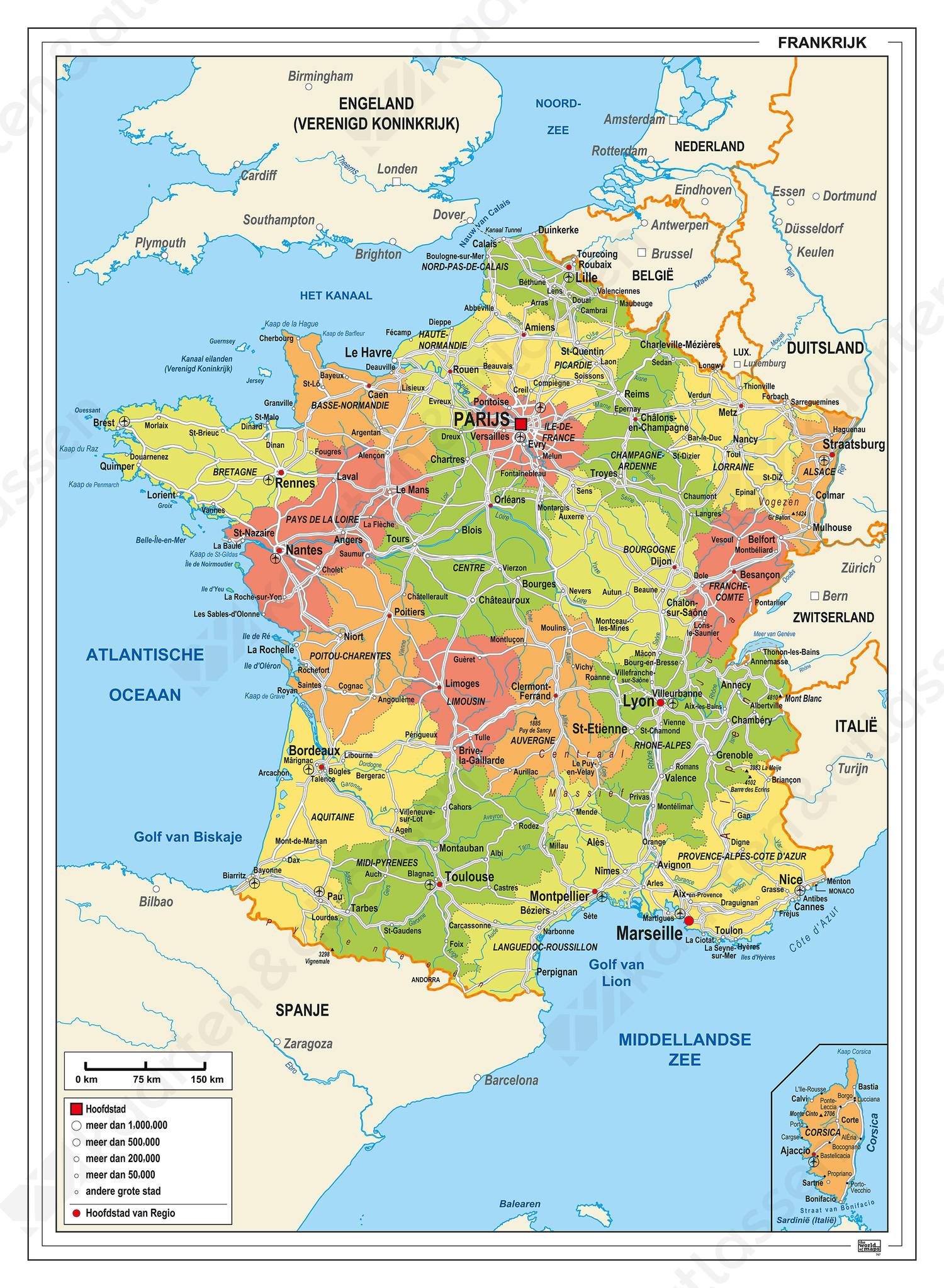 kaart frankrijk spanje 25 nieuwe Kaart Duitsland Frankrijk