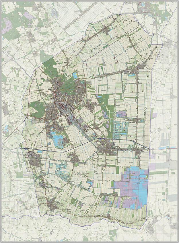 emmen kaart Emmen | Kaarten en Atlassen.nl
