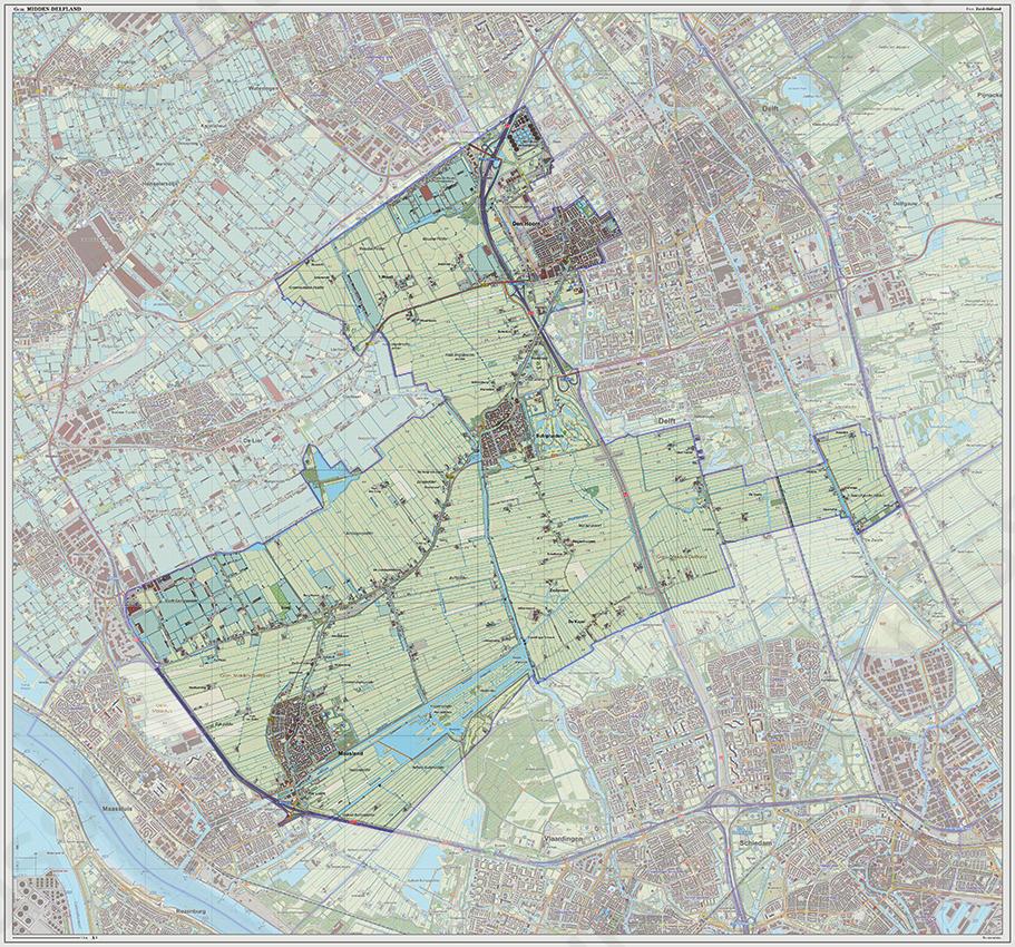 Digitale Gemeente Midden Delfland