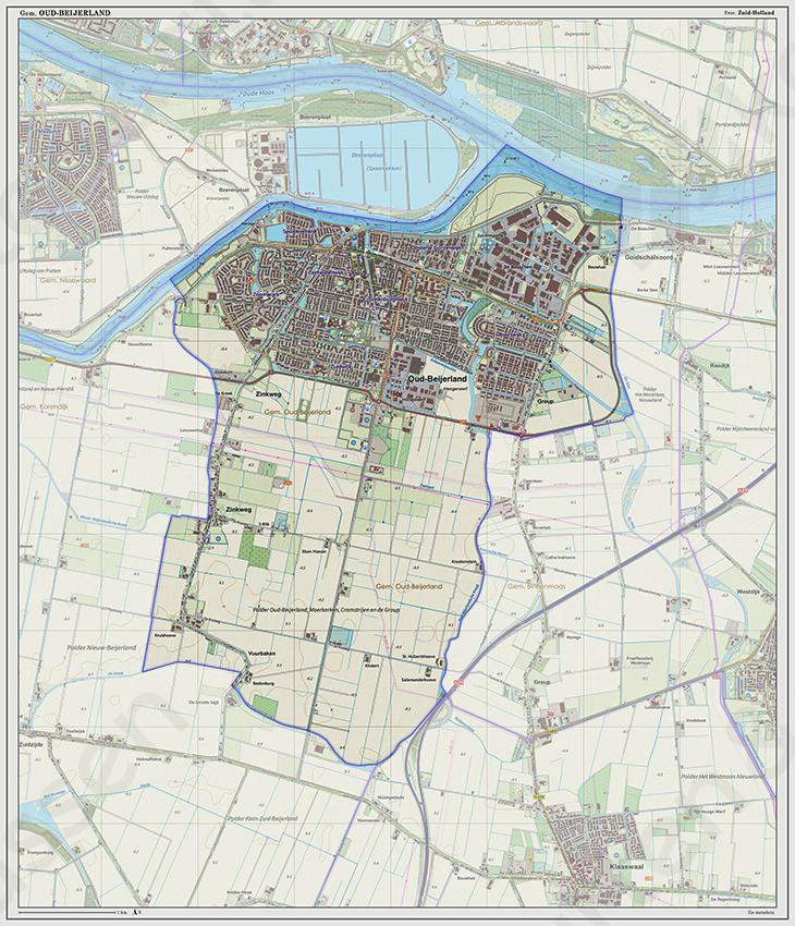 Gemeente Oud Beijerland