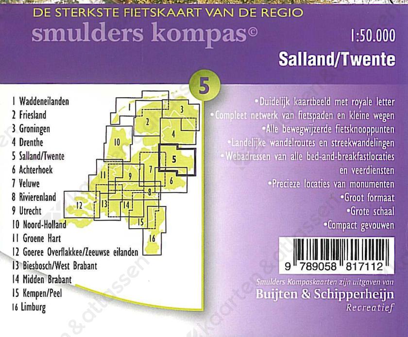Fietskaart-Salland-achter