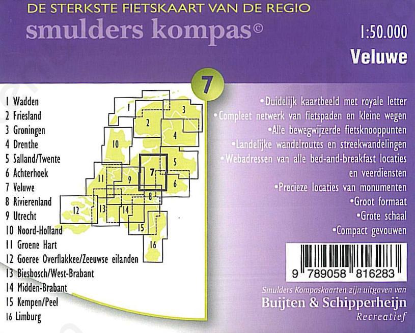 Fietskaart_Veluwe_Achterkant
