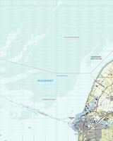Topografische Kaart 5D Harlingen