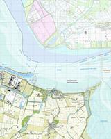 Topografische Kaart 8A Termunten