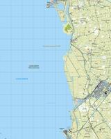 Topografische Kaart 10D Workum
