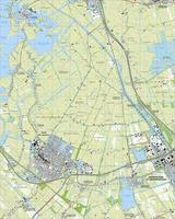 Topografische Kaart 11C Joure