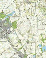 Topografische Kaart 15A Ijsselmeer