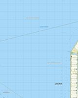 Topografische Kaart 15G Noordoostpolder