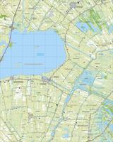 Digitale Topografische Kaart 16A Echtenerburg