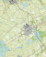 Digitale Topografische Kaart 16B Wolvega