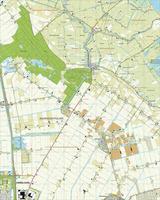 Digitale Topografische Kaart 16C Kuinre