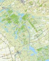 Digitale Topografische Kaart 16D Blokzijl