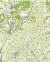 Digitale Topografische Kaart 16H Havelte