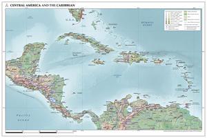 Midden Amerika en Caraiben