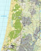 Digitale Topografische Kaart 19C Castricum