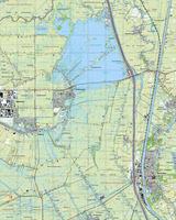 Topografische Kaart 31E Vinkeveen