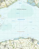 Topografische Kaart 42G Colijnsplaat