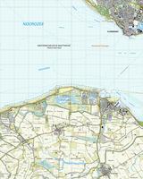 Digitale Topografische Kaart 48C Breskens