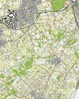 Digitale Topografische Kaart 50A Etten-Leur