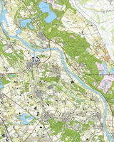 Digitale Topografische Kaart 52E Well