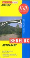 Autokaart Benelux Classic