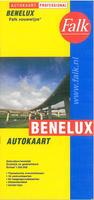 Autokaart Benelux Professional