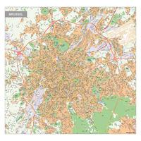 Digitale Kaart Brussel