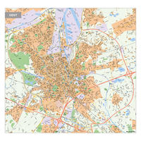 Digitale Kaart Gent