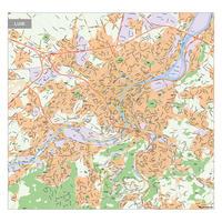 Kaart Luik