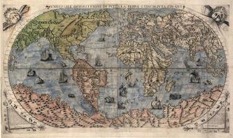 Digitale Wereldkaart Berteli
