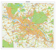 Digitale stadsplattegrond Dresden 182