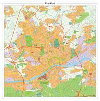 Digitale kaart Frankfurt 139