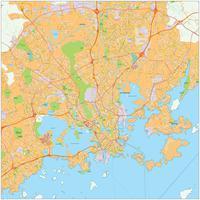 Digitale kaart Helsinki 477