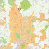 Digitale kaart Vilnius 498