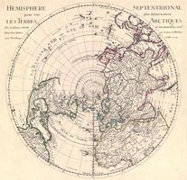 Digitale Wereldkaart Delisle